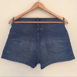 Madewell Shorts - Madewell High Rise Jean Shorts, sz. 30